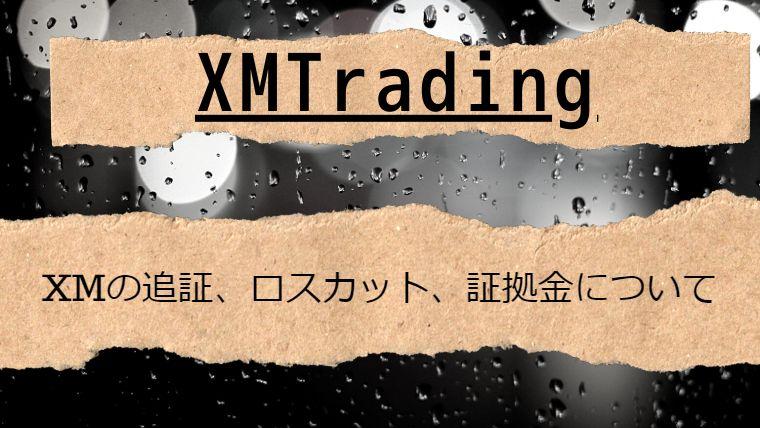Xm 証拠 金 維持 率